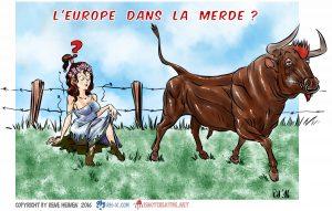 Belle journée de l'Europe à tous!