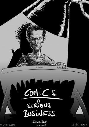 Ernste Sache, diese Comics…